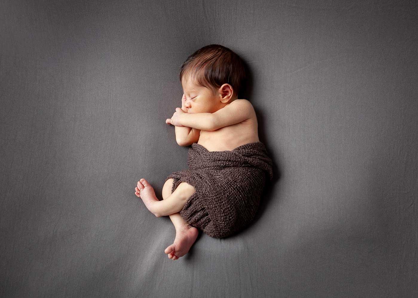 recien nacido foto estudio