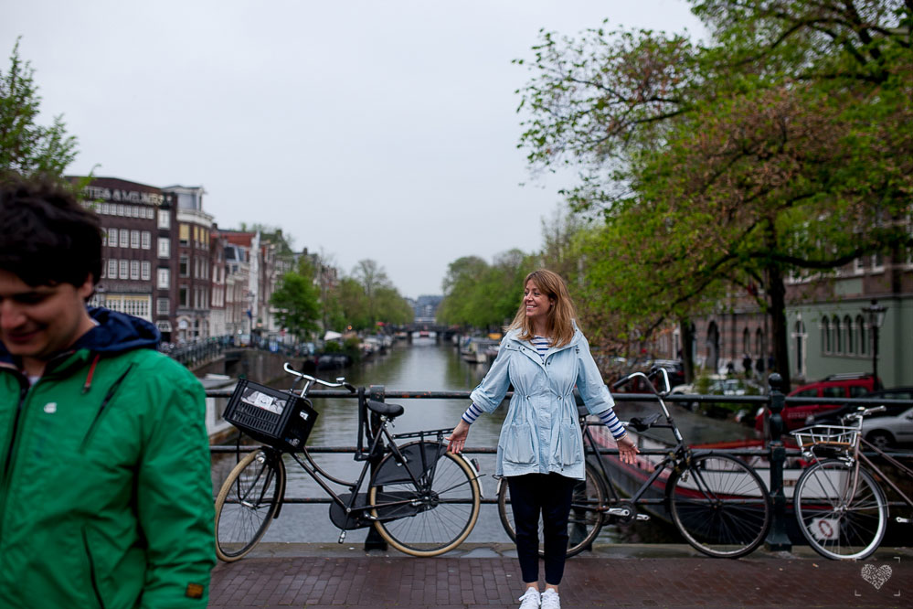 Engagement photo shoot Amsterdam