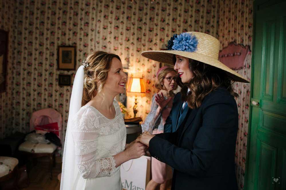 boda velo novia vestido
