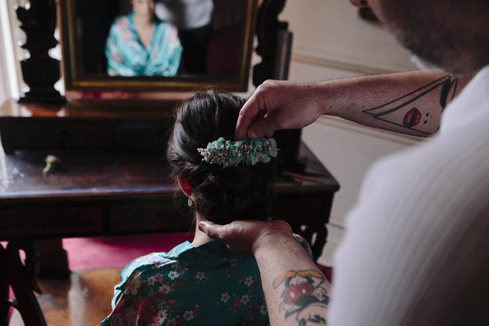 villahermosa boda novia tatuaje