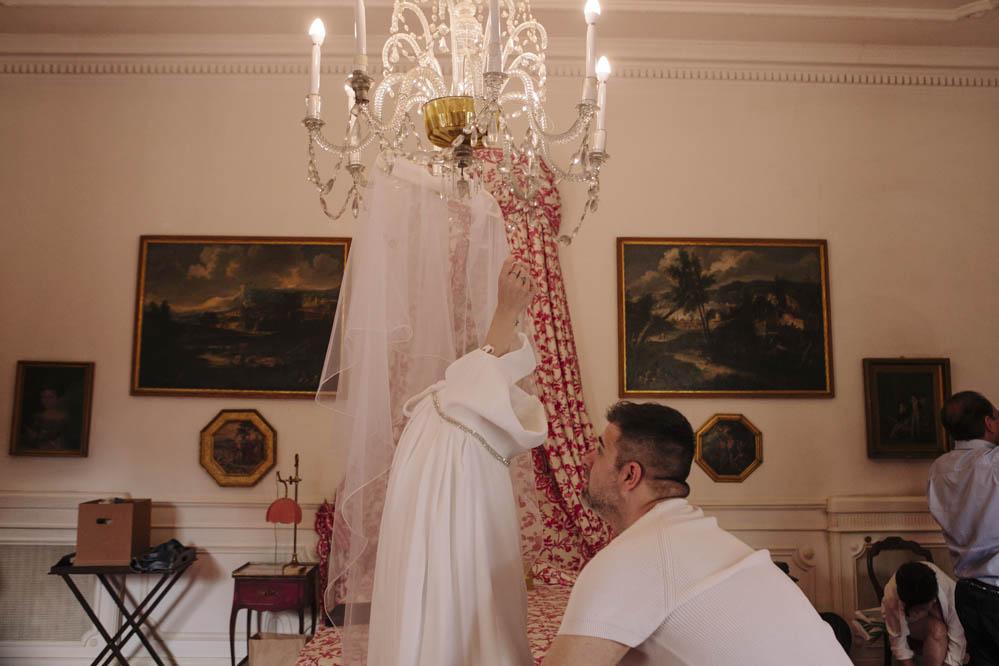 villahermosa boda novia vestido
