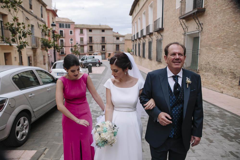 villahermosa boda novia iglesia padrino