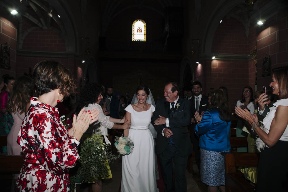 villahermosa boda novia iglesia