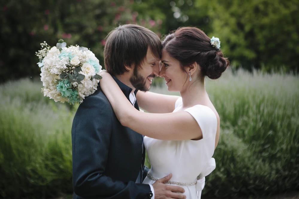 ramo novia abrazo