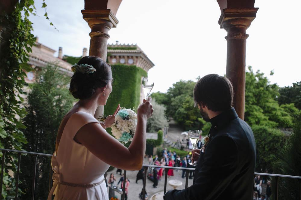 villahermosa boda lluvia brindis