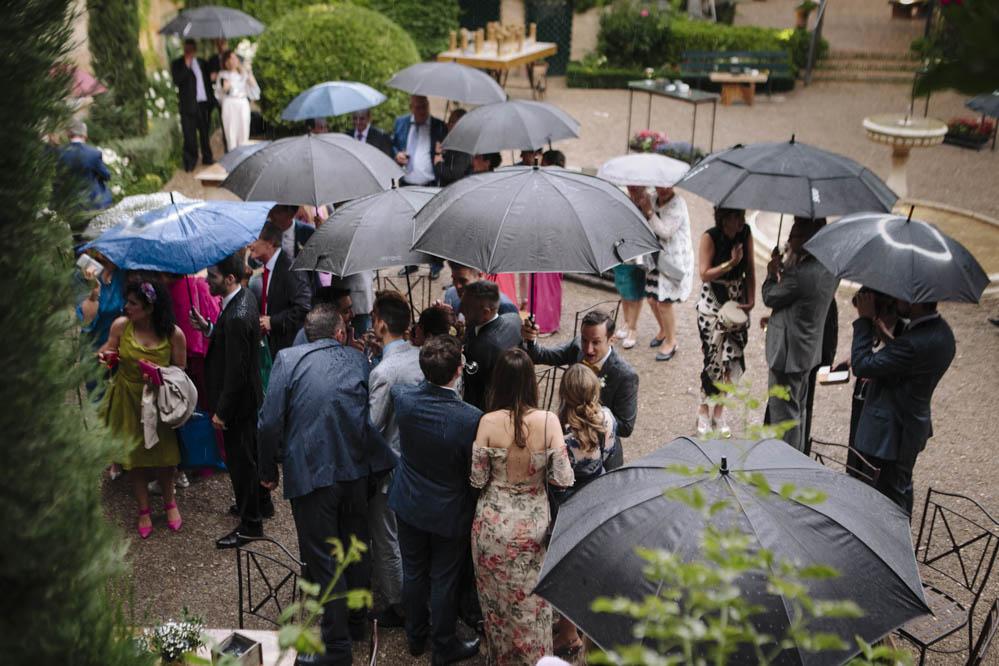 villahermosa boda lluvia