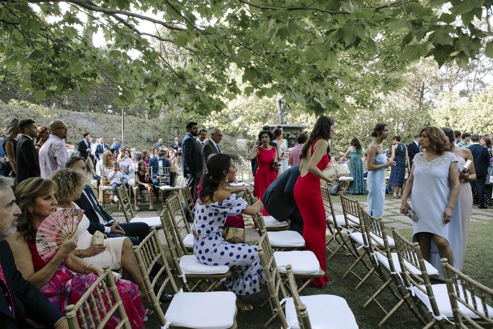boda al aire libre Casa de las Hiedras 2