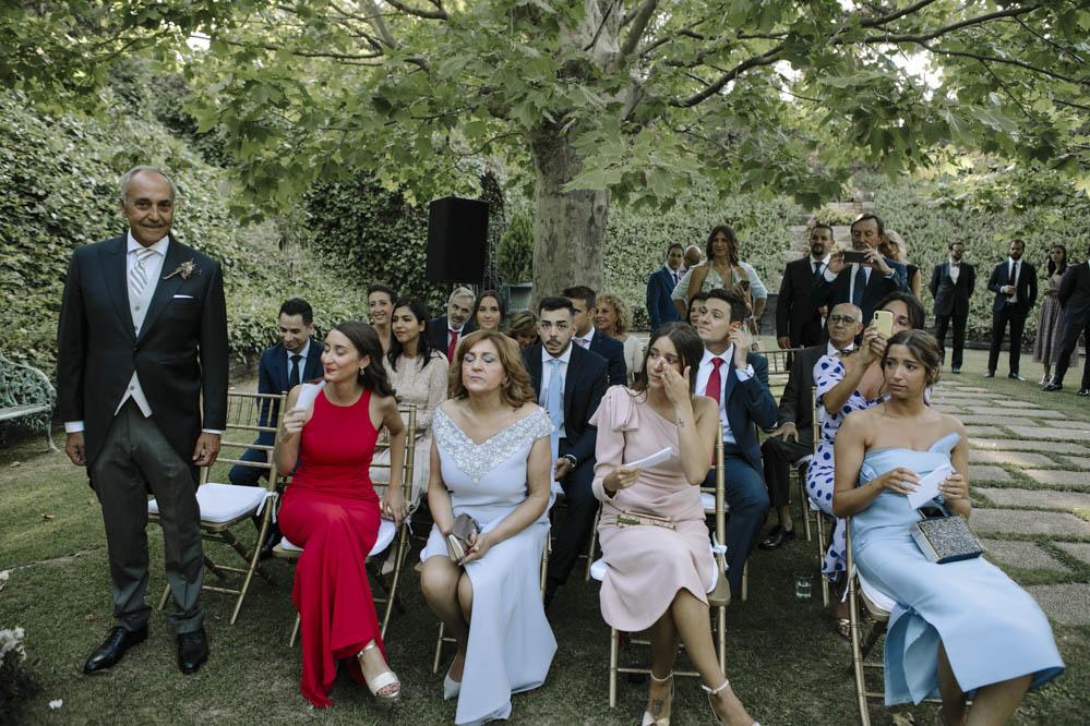 boda civil Casa de las Hiedras