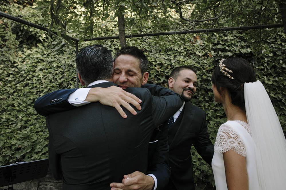 boda civil al aire libre 9