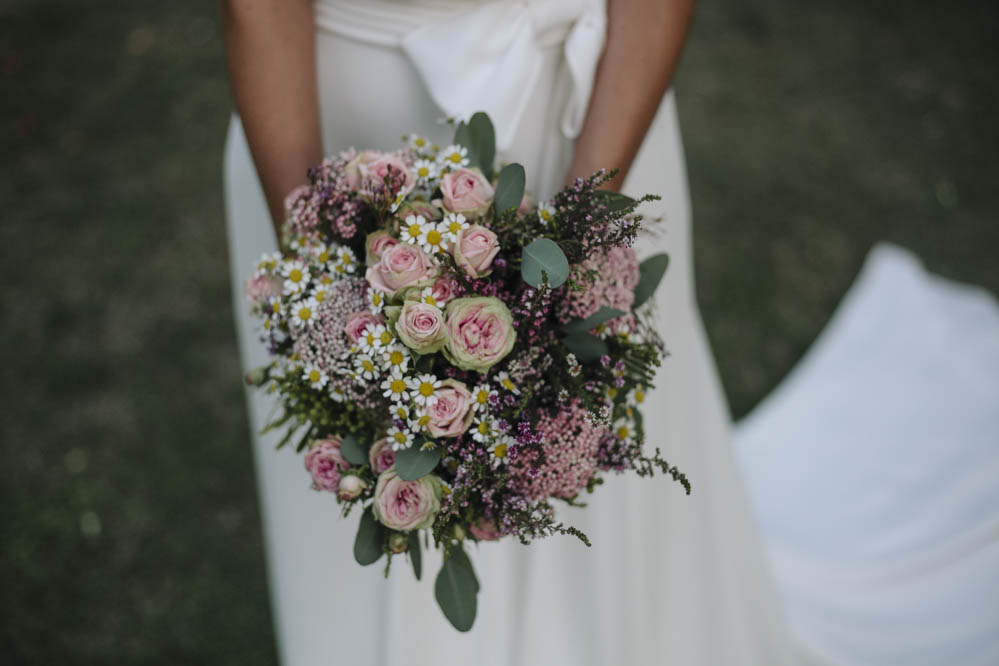 ramo de novias margaritas