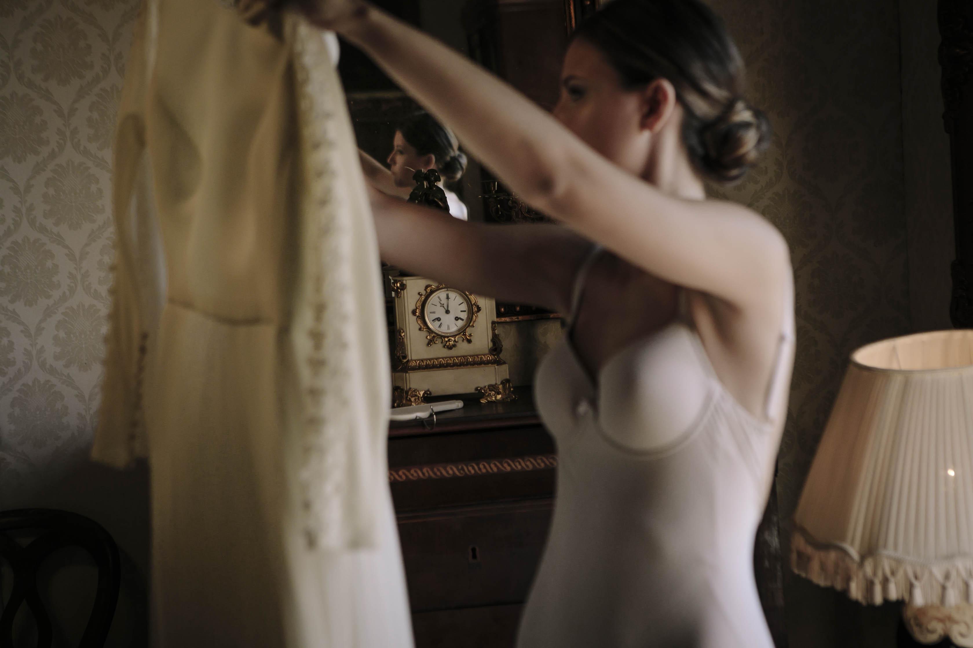 vestido de novia Cruz Temprado 2