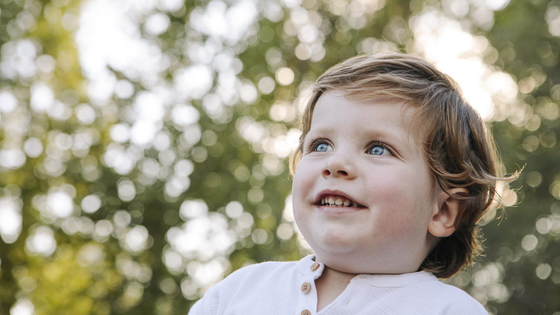 fotografia infantil al aire libre