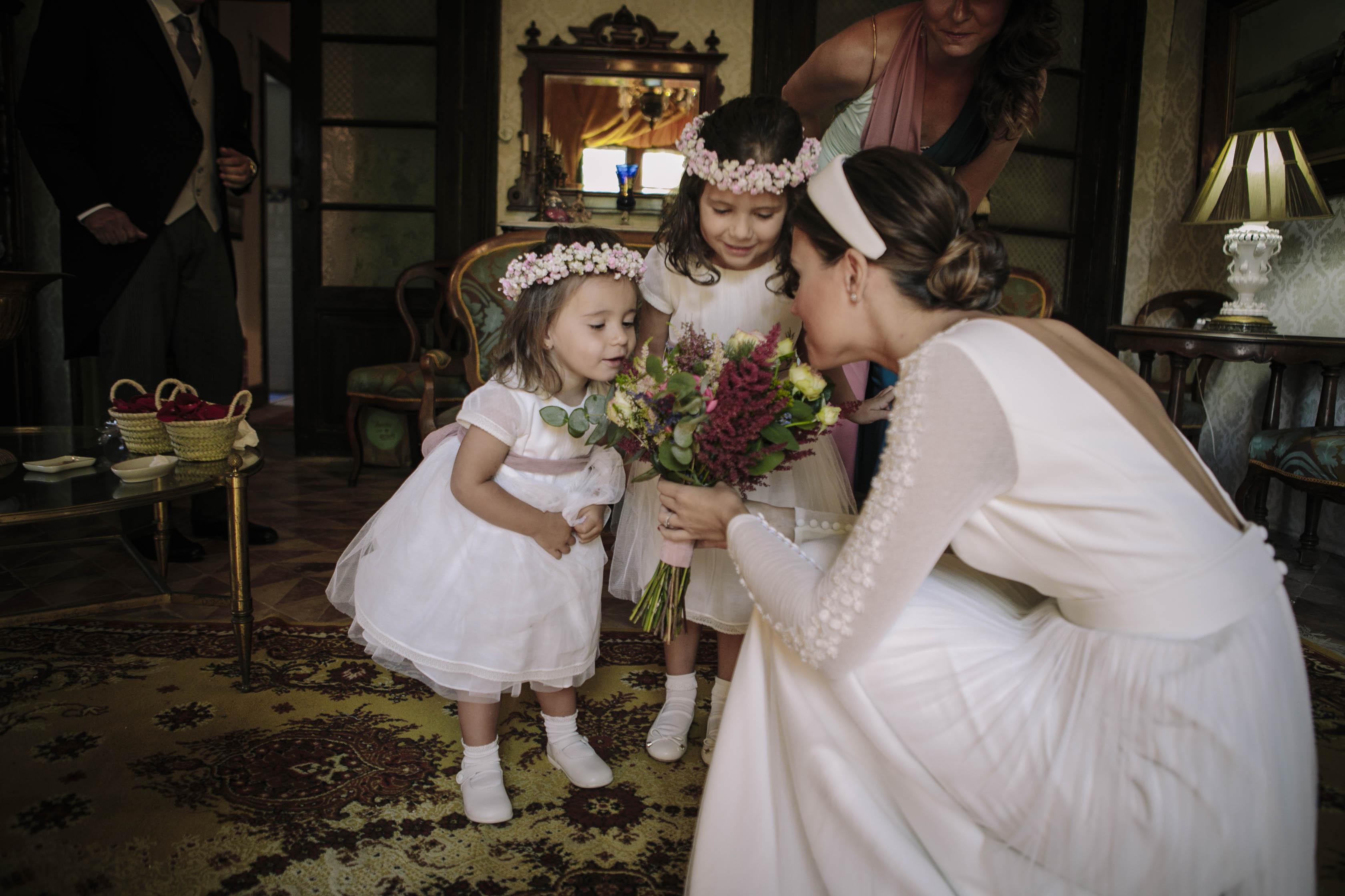 sobrinas de la novia 2