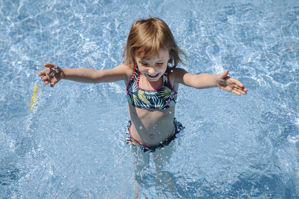 sesión de fotos en piscina 1