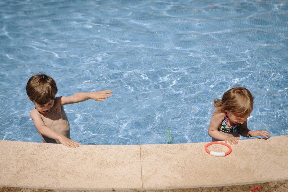 sesión de fotos en piscina 5