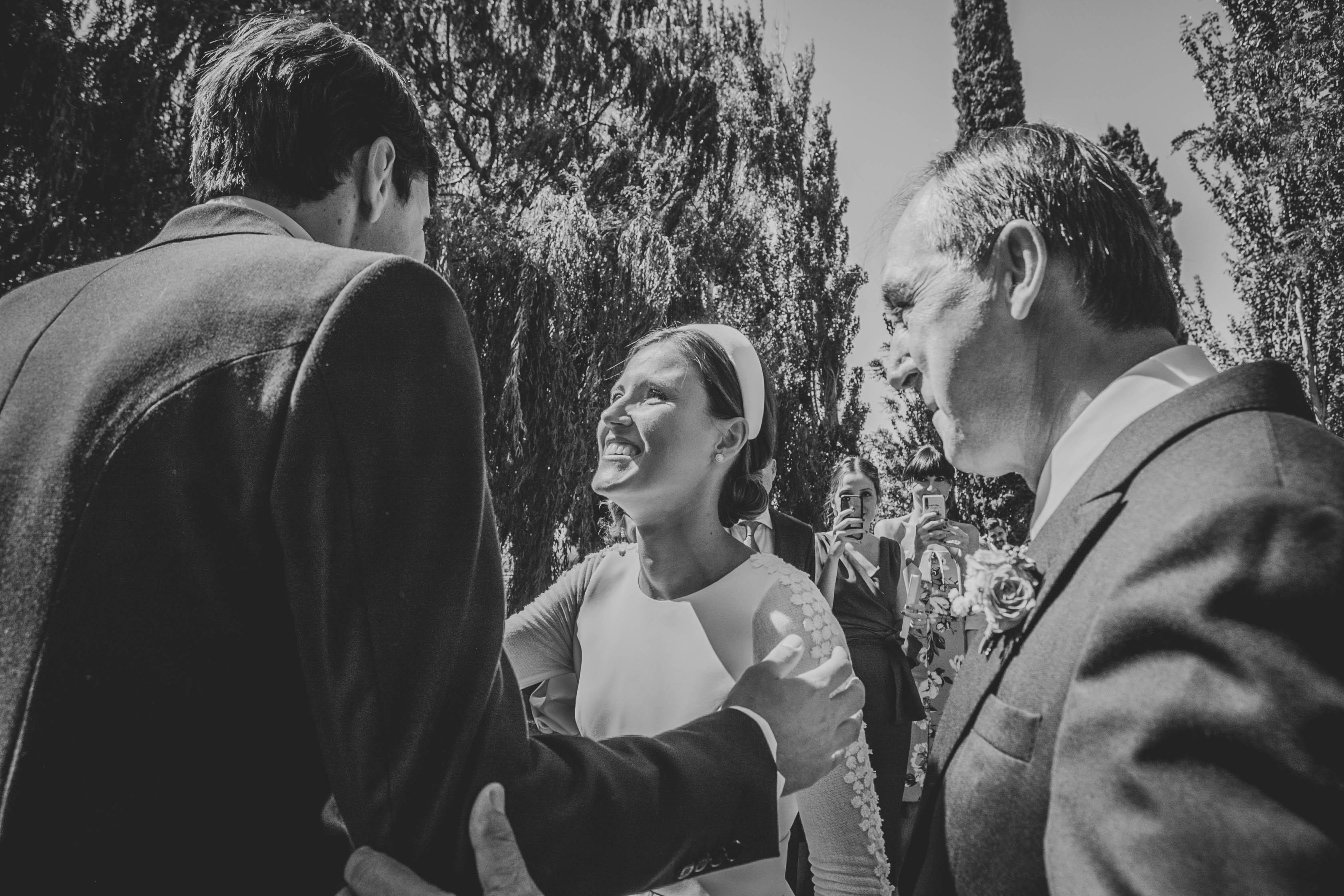 llegada de la novia 3
