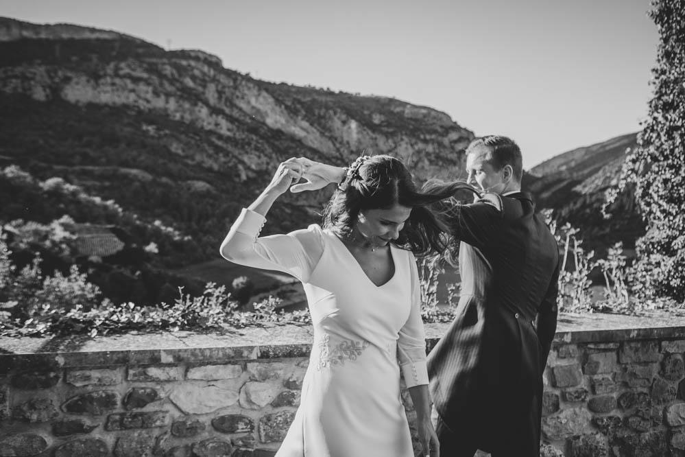 novia en blanco y negro 1