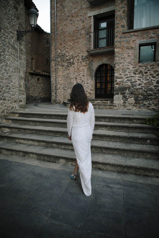 novia caminando 2