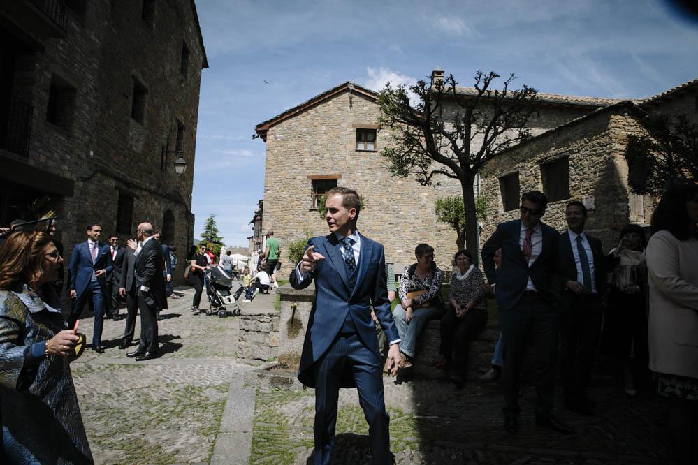 boda Iglesia de Aínsa 2