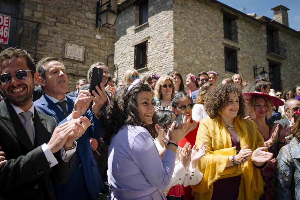 boda en Ainsa