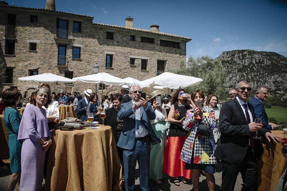 boda y coctel en Ligüerre de Cinca 7