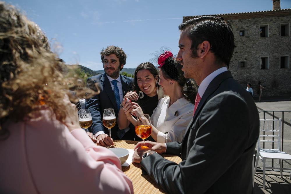 boda y coctel en Ligüerre de Cinca 3