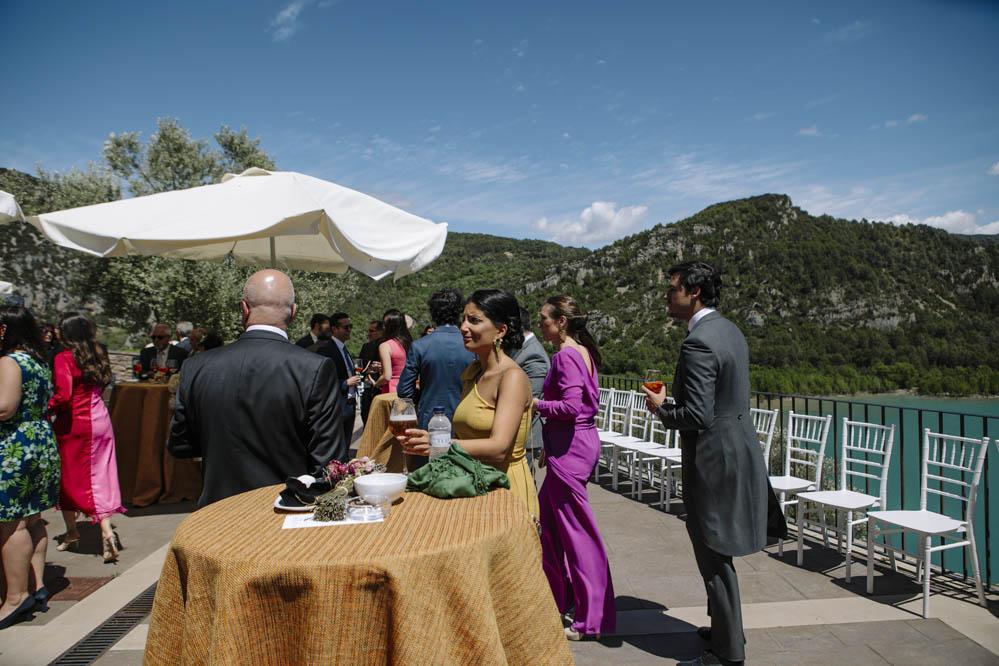 boda y coctel en Ligüerre de Cinca 2