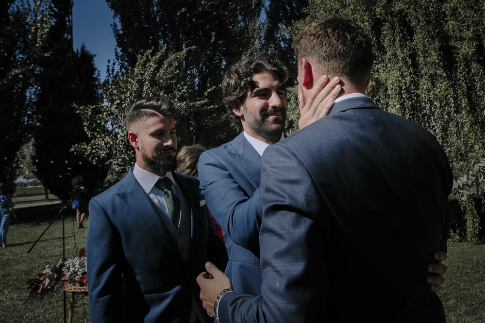 boda en Soto de Bruil al aire libre 3
