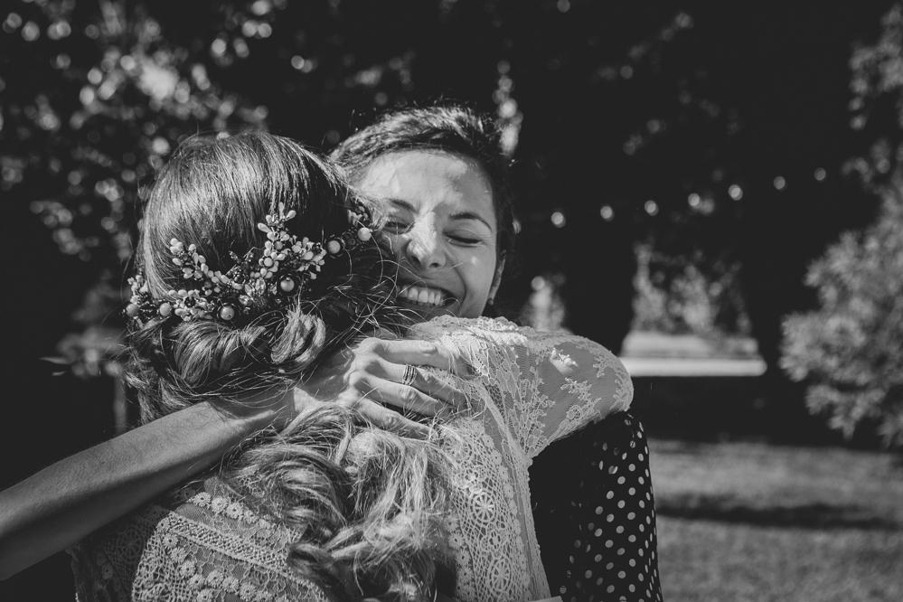 lectura de amiga de la novia