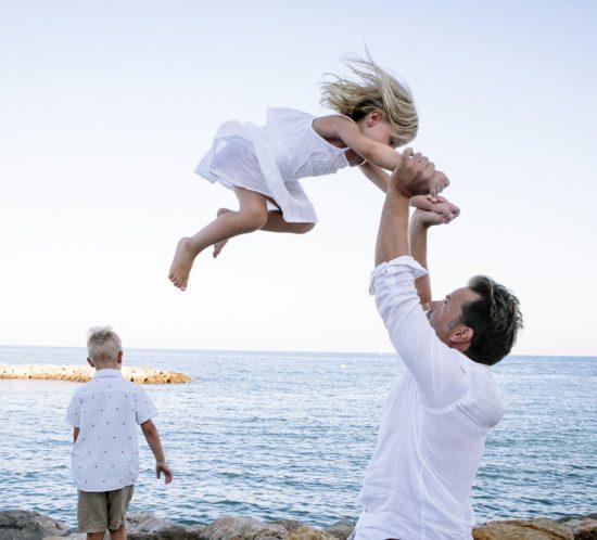 Sesion de fotos de familia en Tarragona
