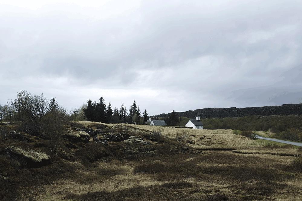 Foto Paisaje Islandia