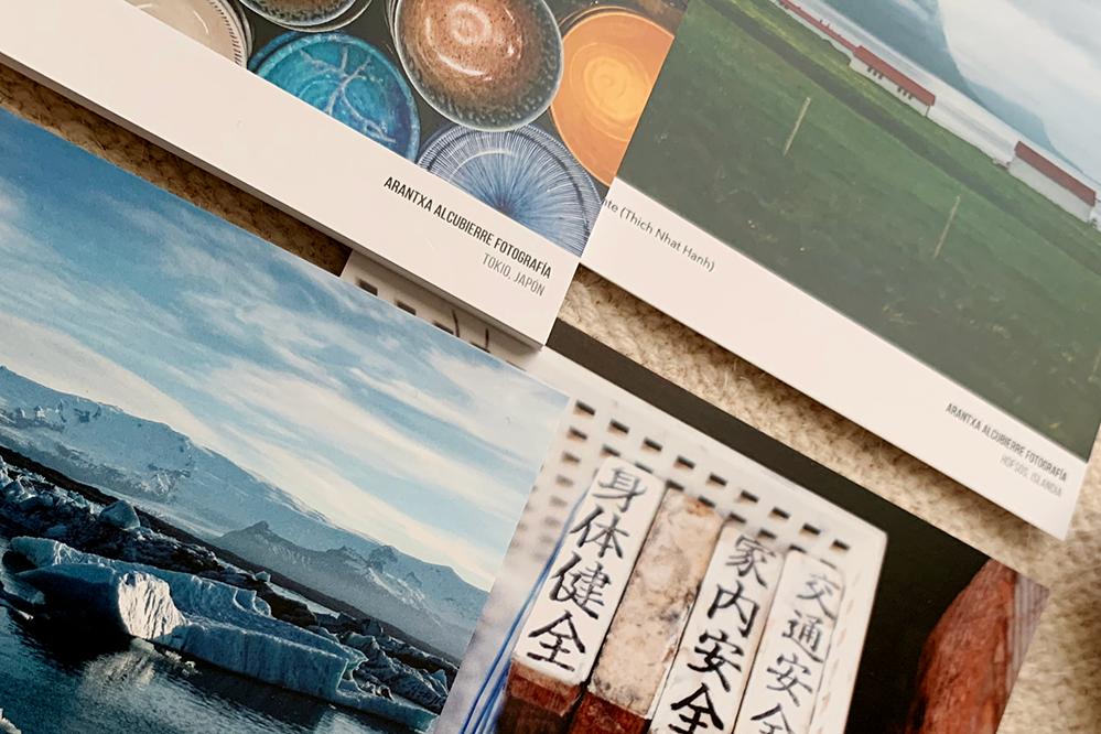 Postales con Mensaje - Países