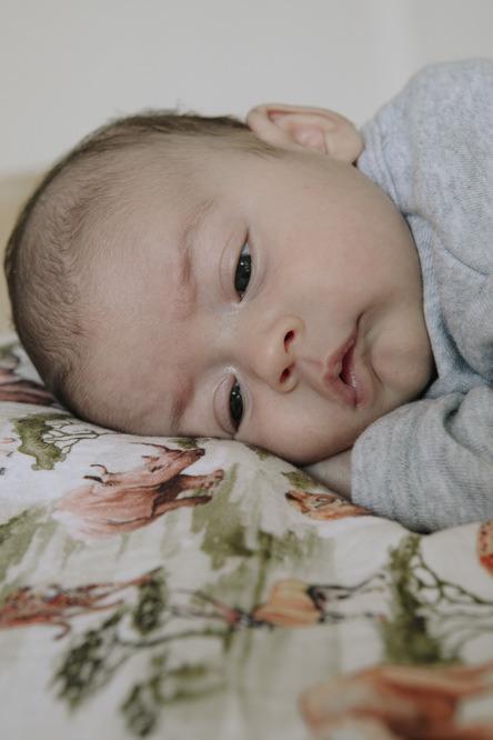 bebé despierto