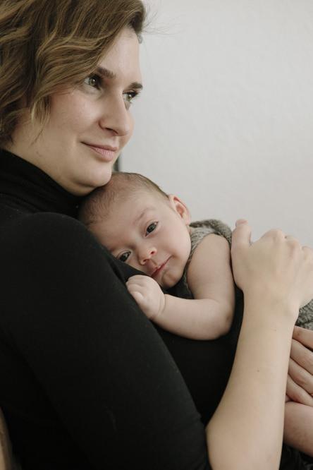 Mamá y bebé 5